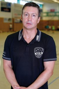 Trainer Petr Hazl