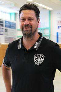 Mannschaftsleiter Jörg Reifert