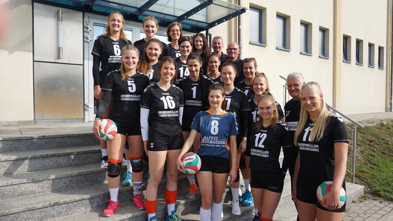 SV 04 Volleyball - 1. Frauen