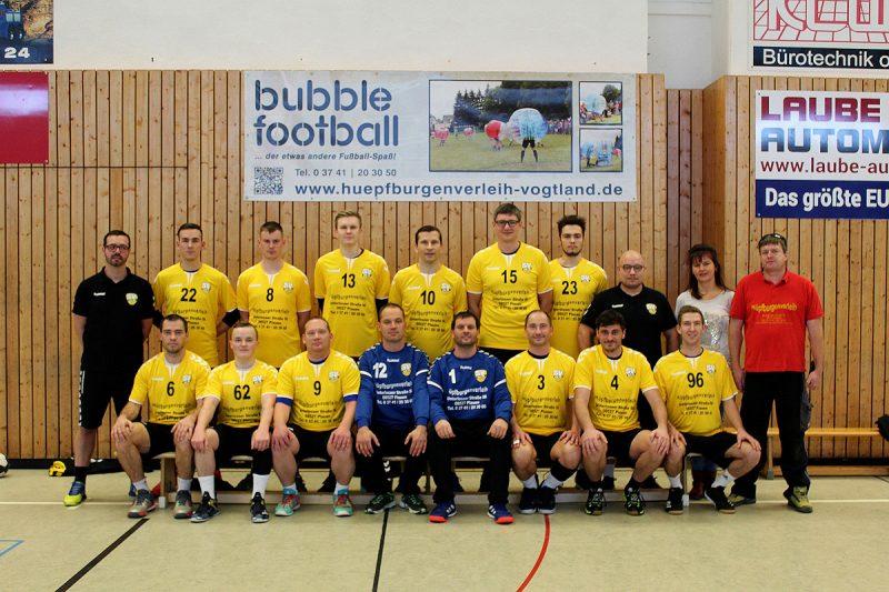 SV 04 Plauen-Oberlosa - Handball - 3. Männer
