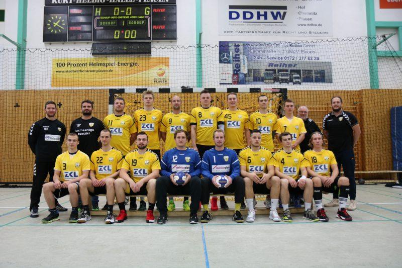 SV 04 Handball Sachsenliga 2. Männer