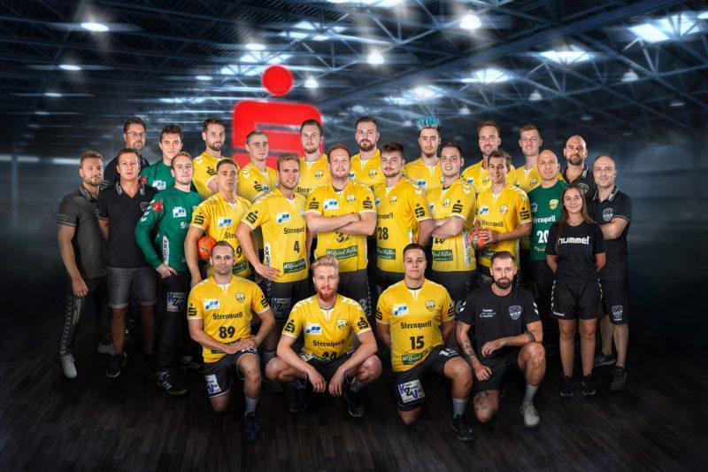 SV 04 Plauen-Oberlosa e.V. // Handball // 1. Männer // MDOL