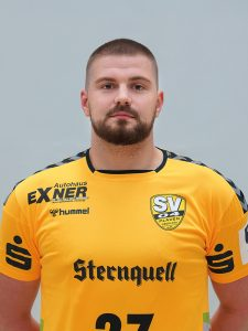 #27 Sebastian Duschek