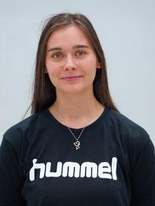 Physiotherapeutin Maxie Fankhänel