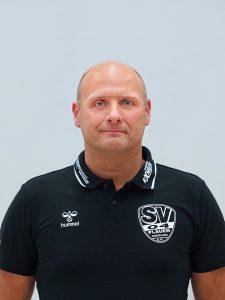 Mannschaftsverantwortlicher Steffen Hertel