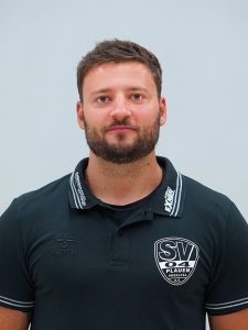 Athletik-Trainer Richard Wander
