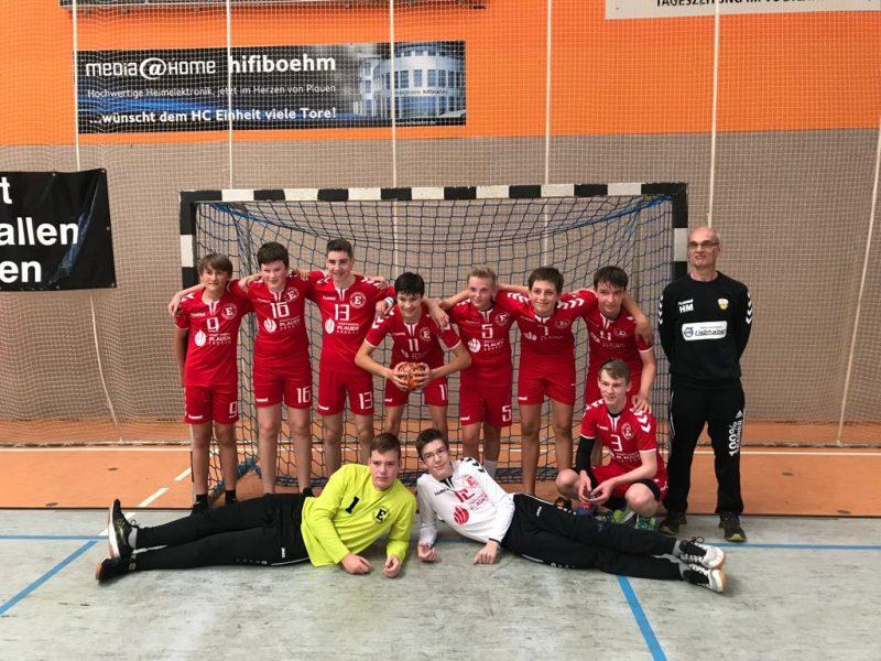 SV 04 Plauen-Oberlosa - männliche C-Jugend