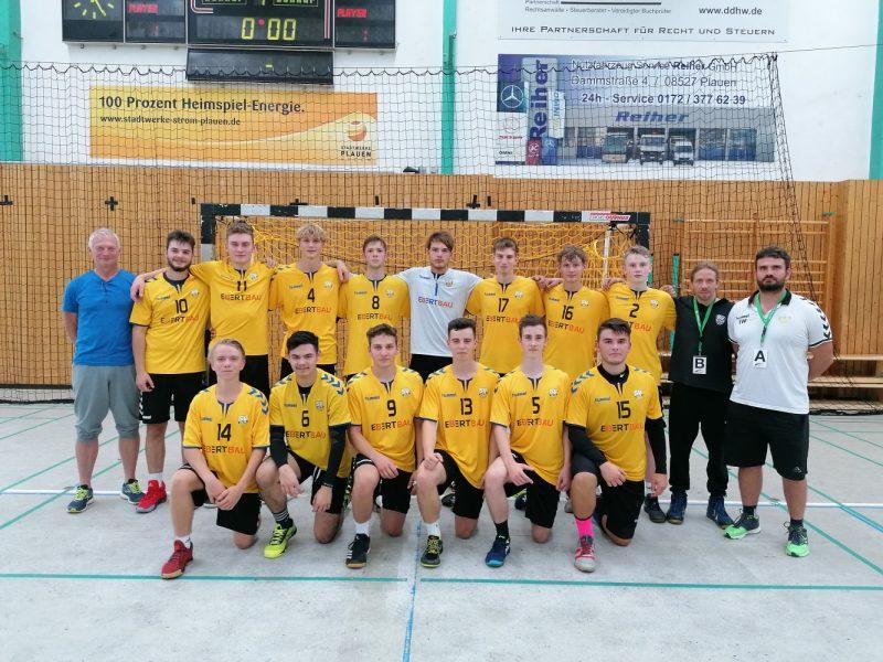 SV 04 Plauen-Oberlosa - männliche A-Jugend